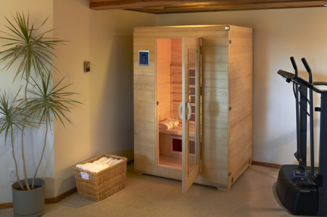 Infrared Sauna – Plus Forty Fitness